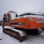 Doosan Daewoo Solar 340lc-v Excavator Service Repair Manual
