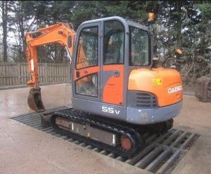 Doosan Daewoo Solar 55-v Plus Excavator Workshop Service Repair Manual