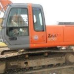 Hitachi Zaxis Excavator Air Conditioner Trubleshooting Repair Manual