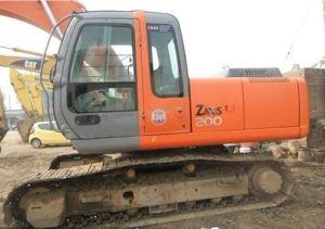 Hitachi Zaxis Excavator Air Conditioner Trubleshooting Service Repair Manual