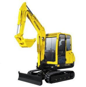 Hyundai Crawler Mini Excavator Robex 35-7 Workshop Service Repair Manual