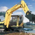 Hyundai R55-9 Excavator Workshop Service Repair Manual & Operating Manual