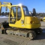 Komatsu PC95R-2 Excavator Service Repair Manual
