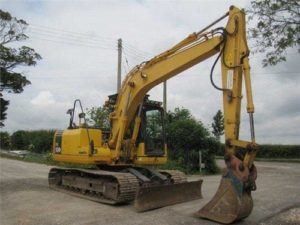 Komatsu Pc130-7 Hydraulic Excavator Service Repair Maintenance Manual