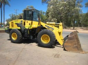 Komatsu WA320-5H Wheel Loader Workshop Service Repair Manual