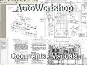 Komatsu BR380JG Mobile Crusher Repair Manual Collection