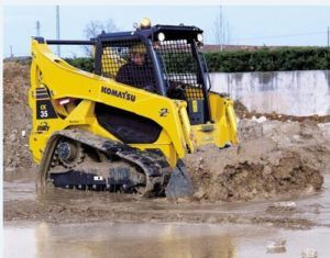 Komatsu CK35-1 Skid Steer Loader Service Repair Workshop Manual DOWNLOAD