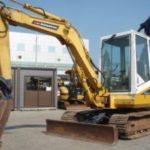 Komatsu PC40-6 Excavator Operation and Maintenance Owners Manual