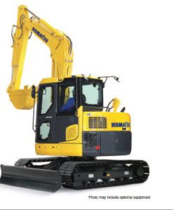 Komatsu Pc88mr-8 Cat Excavator Service Repair Manual