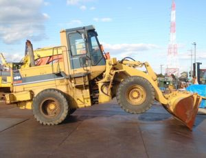 Komatsu WA200-1, WA250-1 Wheel Loader Excavator Service Repair Factory Manual