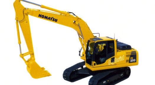 Komatsu PC200-8 Hybrid Service Repair Workshop Manual