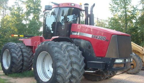 CASE IH STX280 STX330 STX380 STX430 STX480 STX530 Tractor Service Workshop Repair Manual