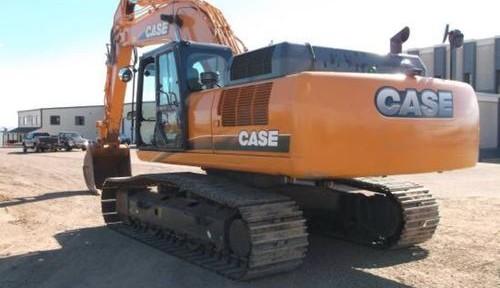 Case CX350C Tier 4 CX370C Tier 4  Excavator Service Repair Manual