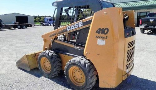 CASE 410 420 SKID STEER SERVICE REPAIR MANUAL
