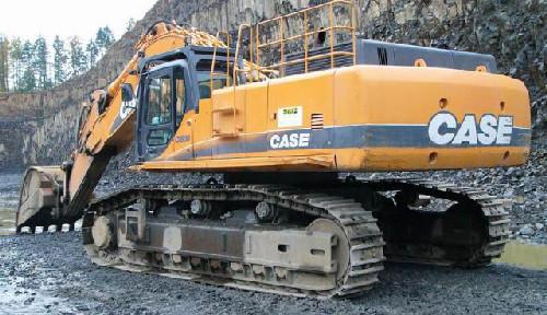 Case CX800B Crawler Excavator Service Repair Manual
