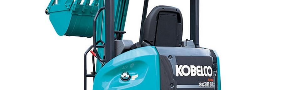 Kobelco SK25SR, SK30SR, SK35SR Mini Excavator Service Repair Manual