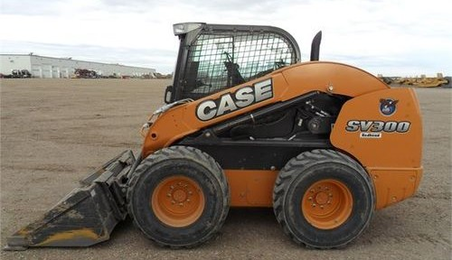Case Alpha Series Skid Steer Loader & Compact Operation Maintenance Manual