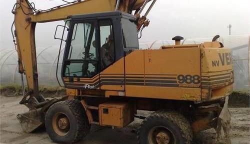 Case 788 788c 788p 988 988p Plus Crawler Excavator Service Manual