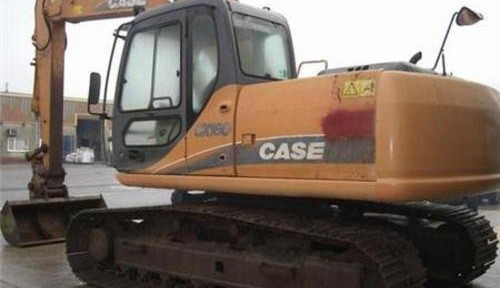 Case Cx160 Cx160lc Crawler Excavator Service Repair Manual Set