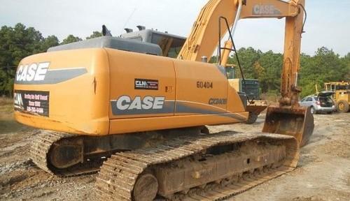 Case Cx210b Cx230b Cx240b Excavator Service Repair Manual