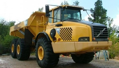 Volvo A40D Articulated Dump Truck Service Repair Manual