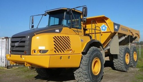 Volvo A40e Articulated Dump Truck Service Repair Manual