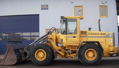 Volvo BM L90B Wheel Loader Service Repair Manual