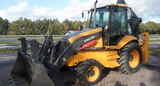 Volvo Bl61 Backhoe Loader Service Repair Manual