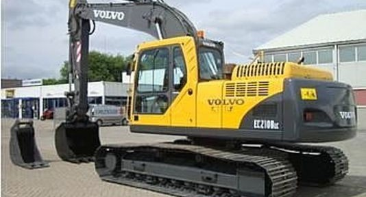 Volvo Ec210b Lc Excavator Service Repair Manual