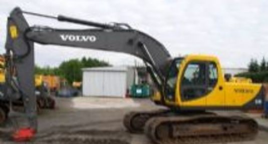 Volvo Ec210c Lr Excavator Service Repair Manual