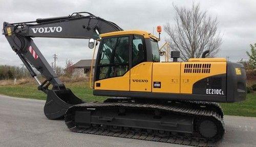 Volvo Ec210c Nl Excavator Service Repair Manual