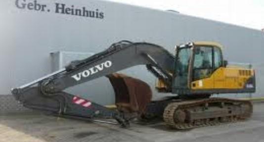 Volvo Ec235c Nl Excavator Service Repair Manual
