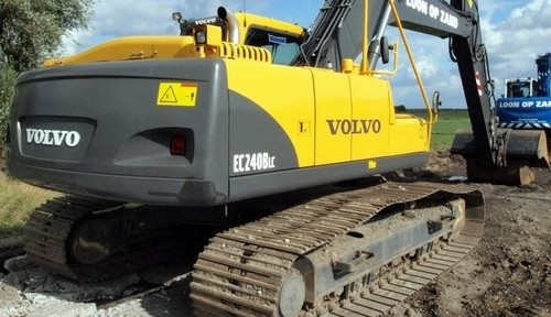Volvo Ec240b Nlc Excavator Service Repair Manual