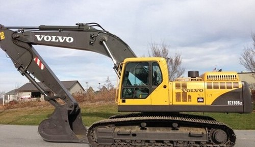 Volvo Ec330b Lc Excavator Service Repair Manual