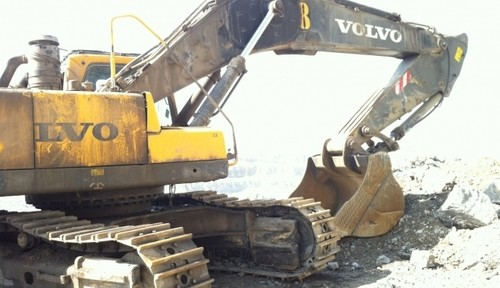 Volvo Ec460 Excavator Service Repair Manual