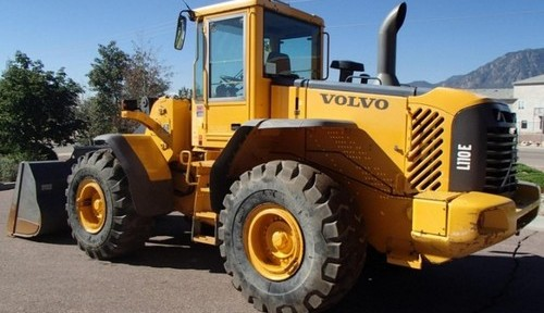 Volvo L110e Wheel Loader Service Repair Manual