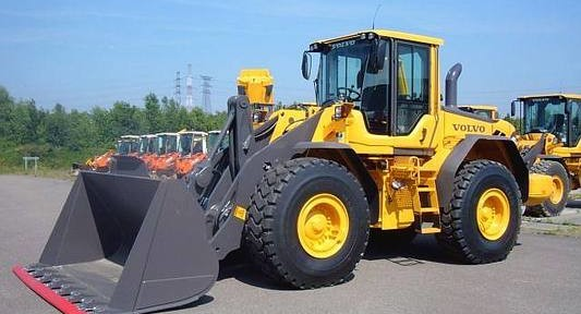 Volvo L110f Wheel Loader Service Repair Manual