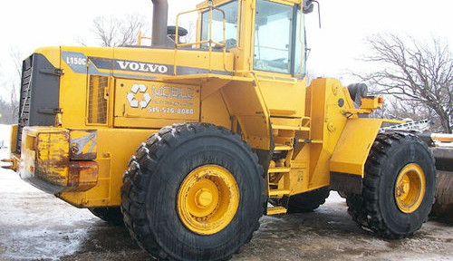 Volvo L150c Wheel Loader Service Repair Manual