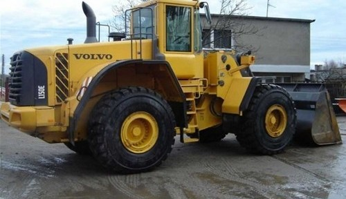 Volvo L150e Wheel Loader Service Repair Manual