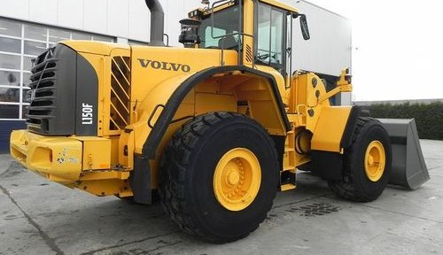 Volvo L150f Wheel Loader Service Repair Manual
