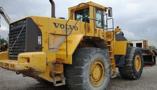 Volvo L120C Wheel Loader Service Repair Manual