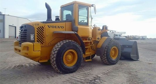 Volvo L90e Wheel Loader Service Repair Manual
