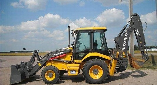 Volvo BL70 Backhoe Loader Workshop Service Repair Manual