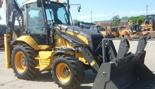Volvo Bl71 Backhoe Loader Workshop Service Repair Manual
