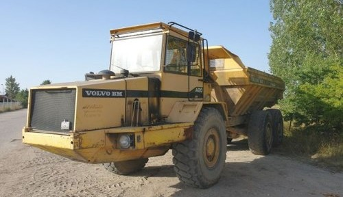 Volvo Bm A20 Articulated Dump Truck Service Repair Manual
