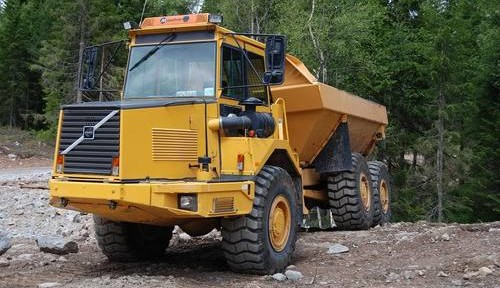 Volvo Bm A20c Articulated Dump Truck Service Repair Manual