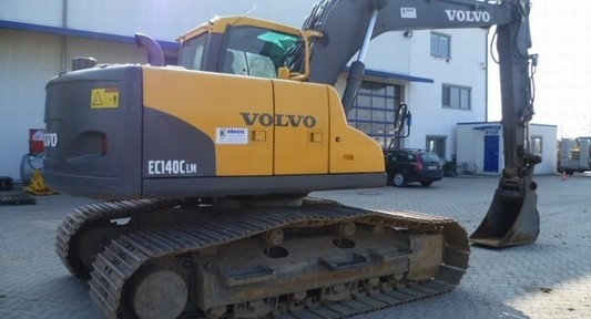 Volvo Ec140c Lm Excavator Service Repair Manual