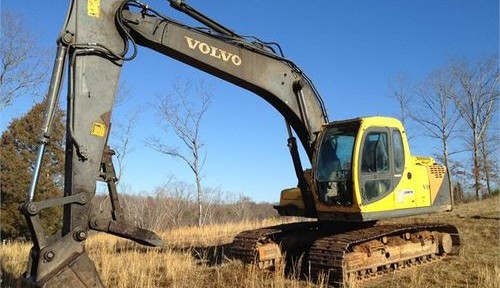 Volvo Ec150 Lc Excavator Service Repair Manual