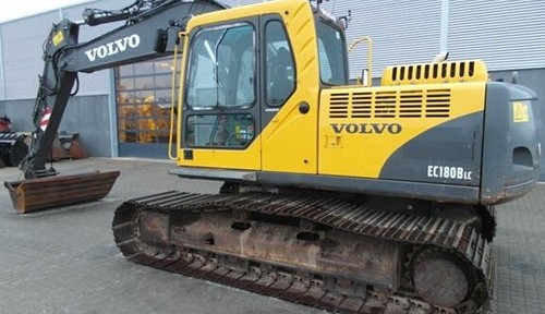 Volvo Ec180b Lc Excavator Service Repair Manual
