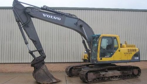 Volvo Ec210 Excavator Service Repair Manual